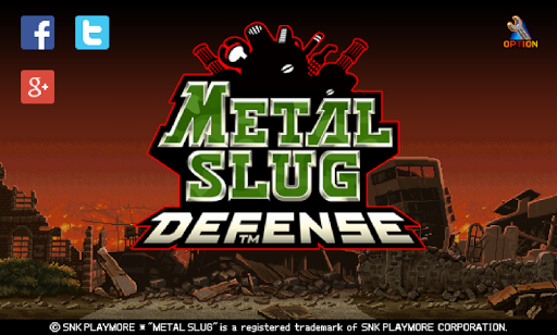 METAL SLUG DEFENSE v1.2.0 Apk Mod Unlimited MSPoint Medal