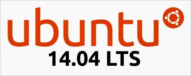 Logo Ubuntu 14.04LTS