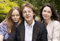 Família McCartney lança livro de receitas vegetarianas