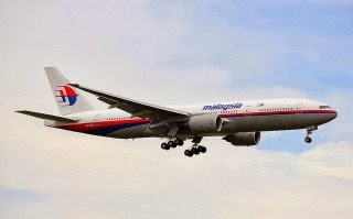 Missing pieces of Malaysian Boeing found