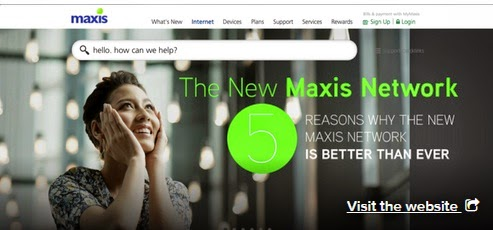 Maxis SPEED increase !