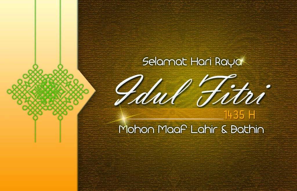 Hari Raya Lebaran Idul Fitri 1435 H 2014 | Laura Butragueño