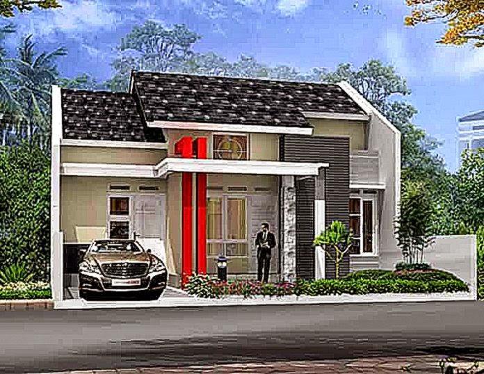 Contoh Bangunan Rumah Minimalis Yang Nyaman Dan Tepat