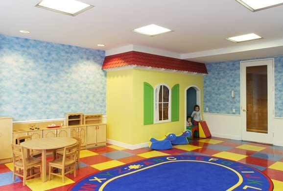 Multinotas dise o cuarto de juegos - Decorar habitacion juegos para ninos ...