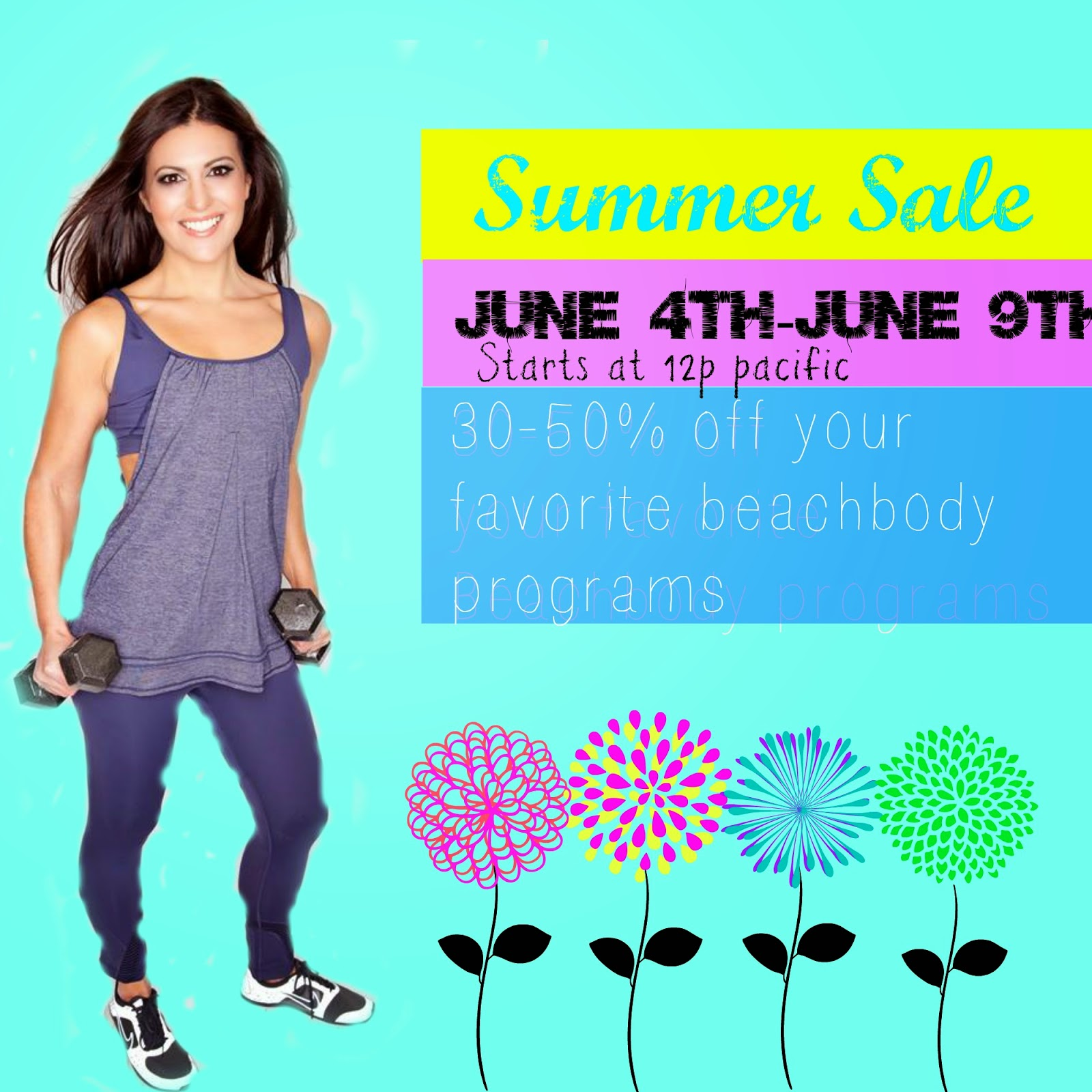 Beachbody summer sale