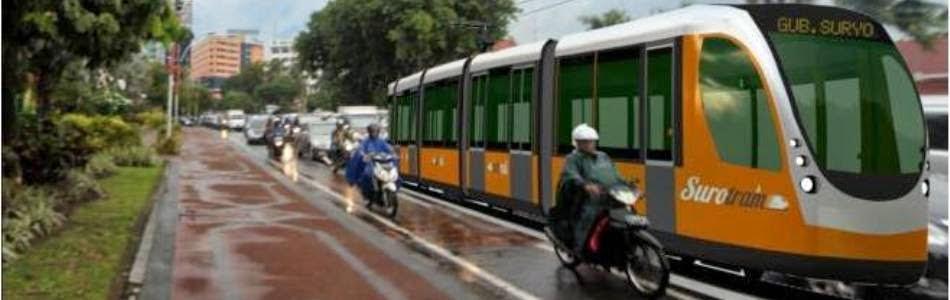 Surabaya tram | humaspemkot