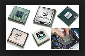 Types of Computer Processor