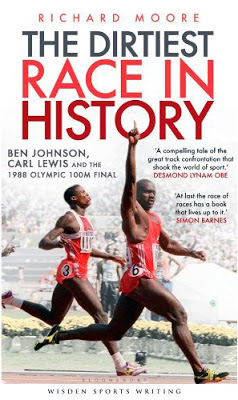 Ben Johnson carl lewis the dirtiest race in history frases motivacion