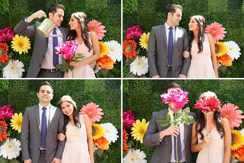 Flower Garden Themed Bridal Shower : My diy garden themed bridal shower