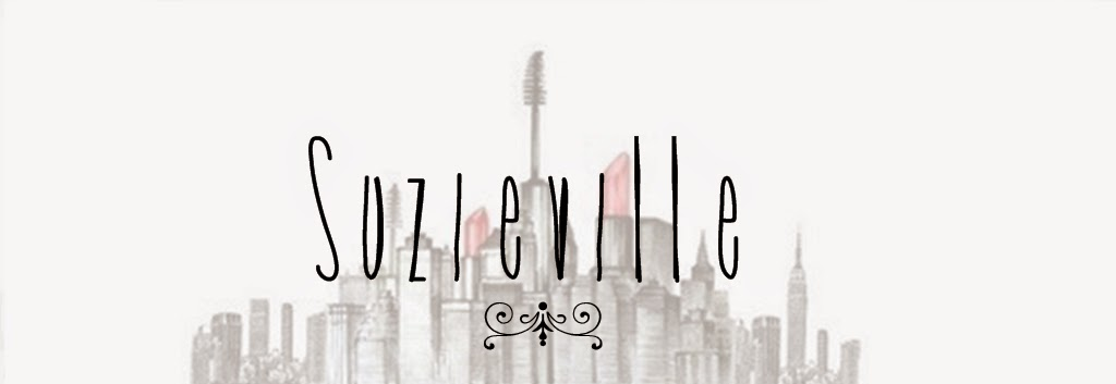 Suzieville | Beauty, Fashion & Lifestyle blog