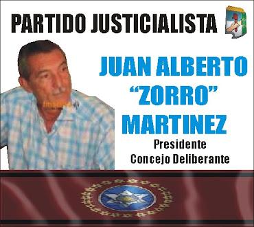 JUAN ALBERTO MARTINEZ