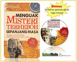 Buku Laris - MENGUAK MISTERI TERHEBOH SEPANJANG MASA (Indonesia)