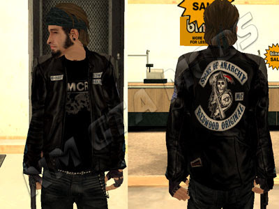 Skin SOA OF ANARCHY - DOWNLOAD PACK 2