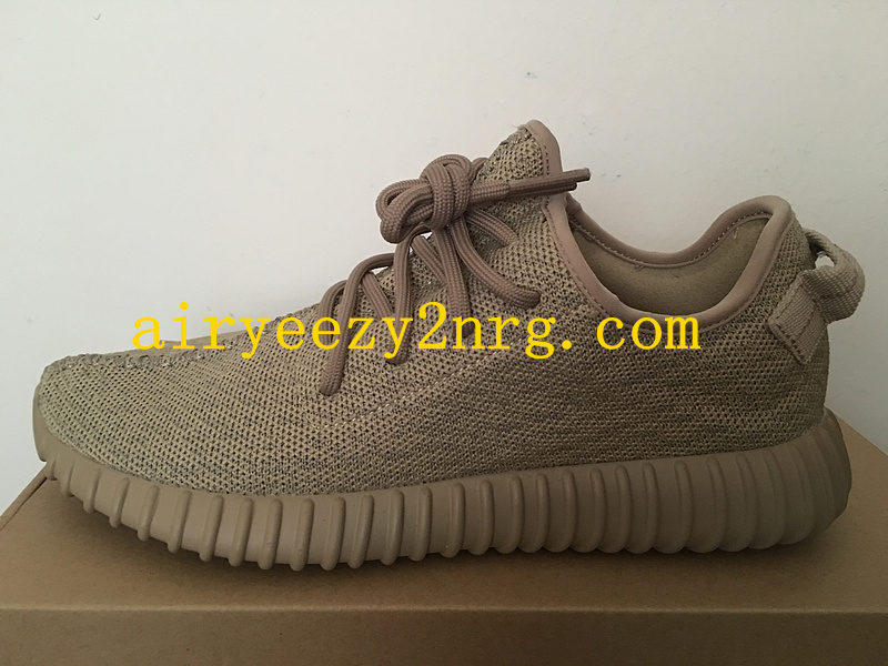 Adidas Yeezy Boost 350 Oxford Tan Size 10