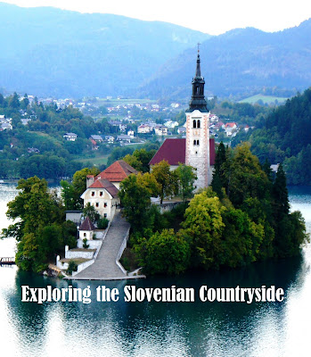 Travel the World: Slovenia has many wonders, including Lake Bled, Vintgar Gorge, Predjama Castle, Skocjan Caves, and the Julian Alps.