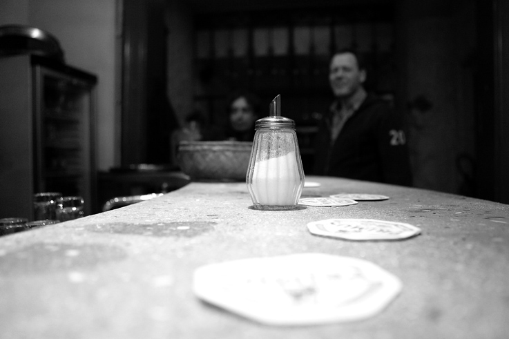 photo, sucrier doseur, sugar shaker,  © dominique houcmant