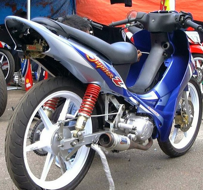 Top motor modifikasi road race