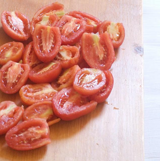 שלושה מתכוני עגבניות