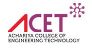 Achariya College of Engineering