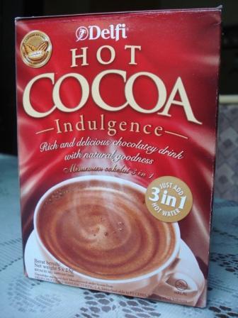 Coklat Delfi Indonesia