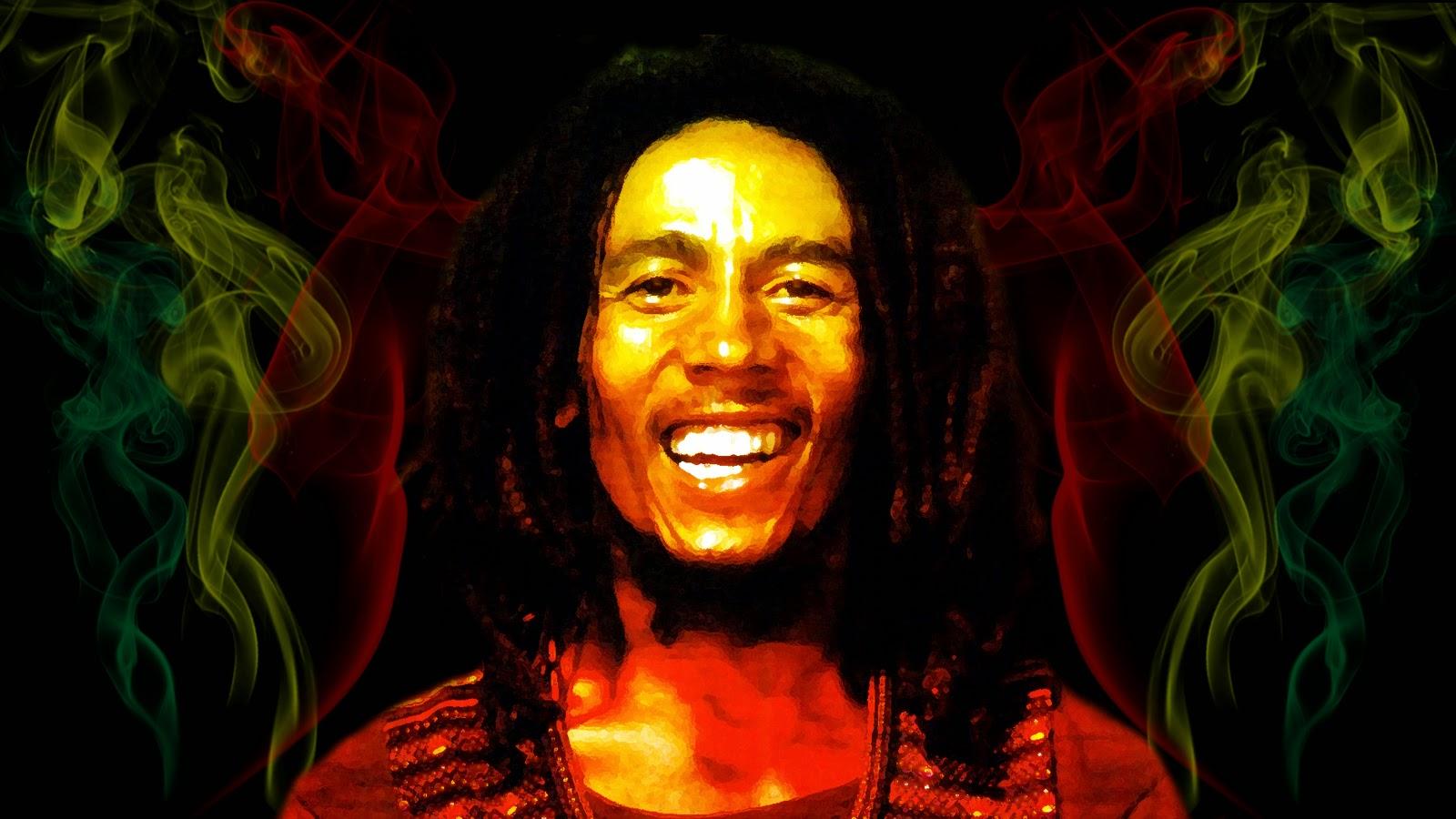 17 Best Bob Marley Wallpaper
