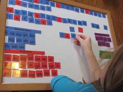 All About Spelling, Level 1 Review