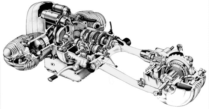 BMW+Airhead+Motor+Diagram.jpg (715×375) | Motorcycles | Pinterest ...: bmw r80 engine diagram at sanghur.org