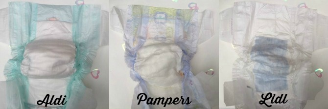 comparing nappies