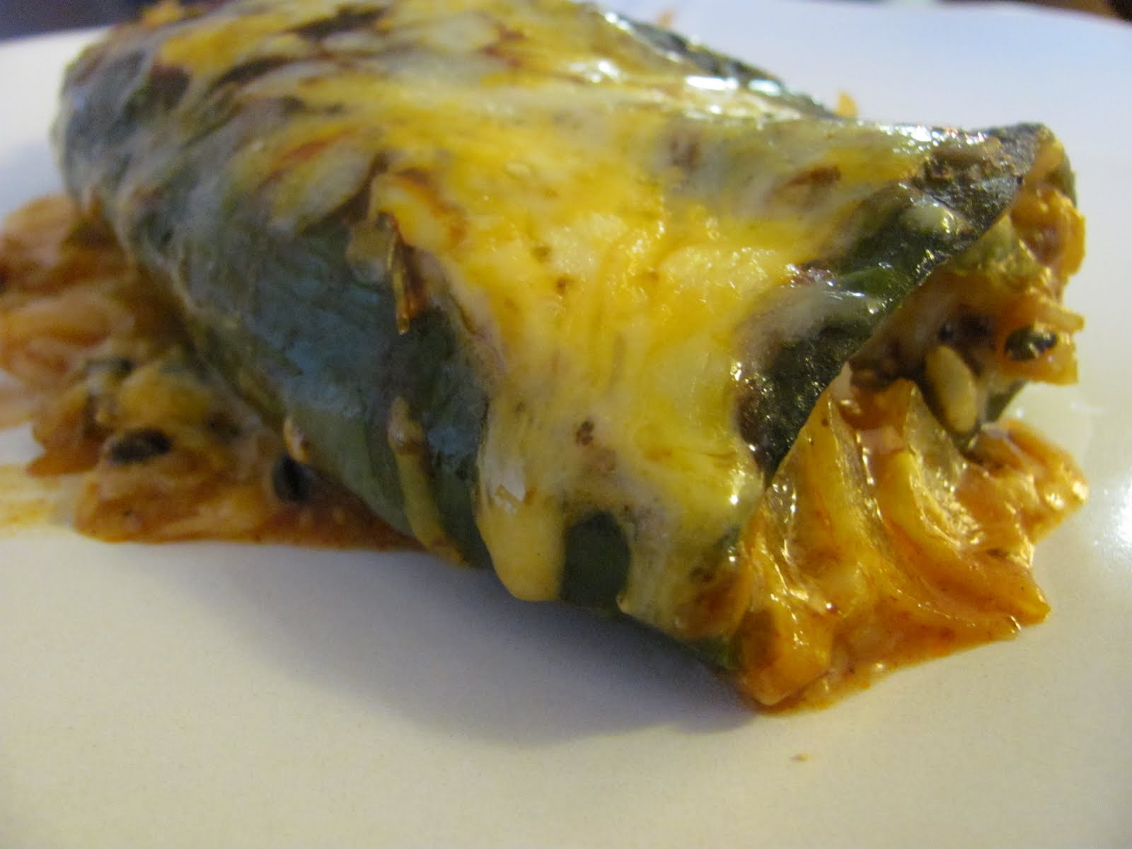 Baked Chile Rellenos With Corn And Crema Recipes — Dishmaps