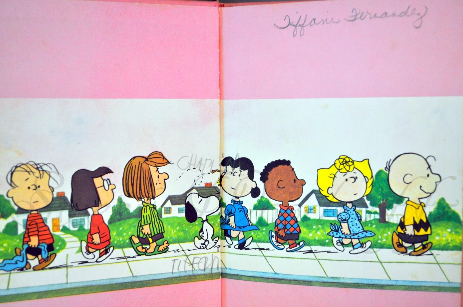 Be My Valentine Charlie Brown, 1976 Book