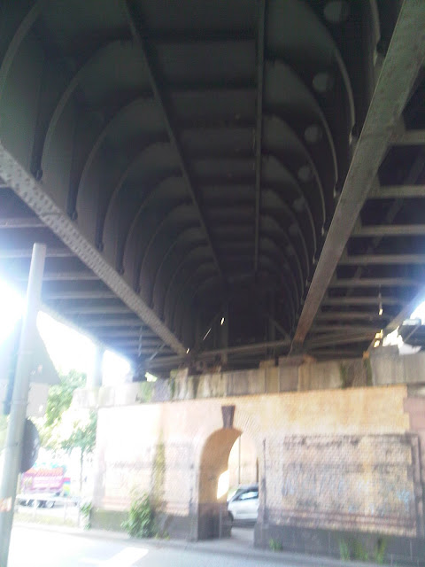 S-Bahn-Brücke Anckelmanns-Platz
