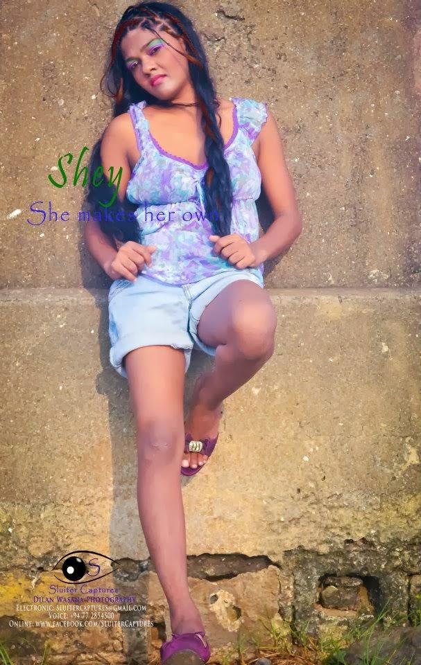 Shey Marina hot shorts