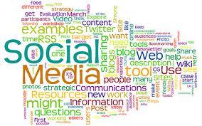 sosial media 2013