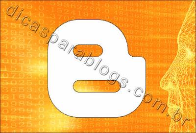 logotipo blogger - tutoriais