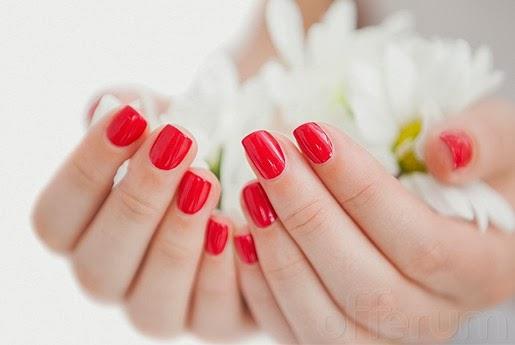 Se como eres por la forma de tus uñas