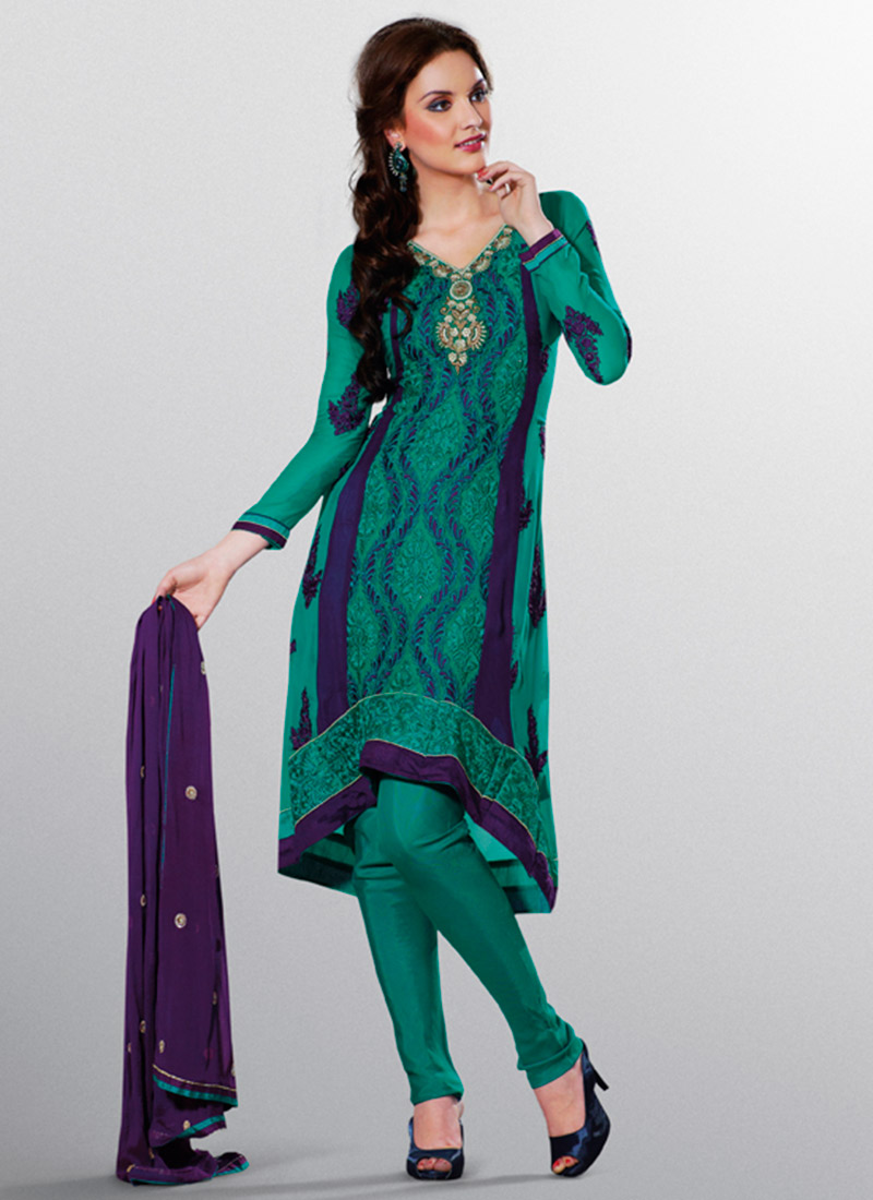 Churidar Suits Latest Fashion Today