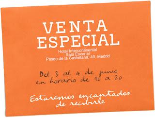 Venta especial de Hermés en Madrid del 3 al 4 de junio