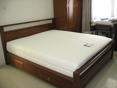 Dipan jati ( bed room )
