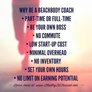I'm a Stay at Home Mom - Can I Really Make Money from Home?  Beachbody Coach, www.HealthyFitFocused.com , Julie Little