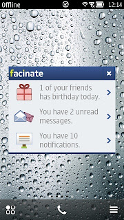 Facinate For Nokia - Updated to v 1.01 (629)