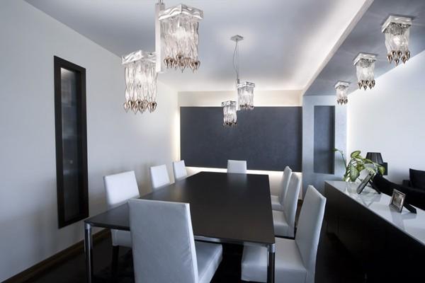 Interior lighting Part I ~ Modernistic Design