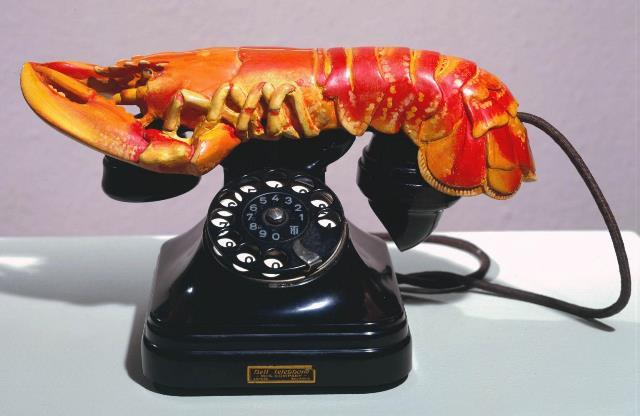 Resultado de imagem para telefone lagosta