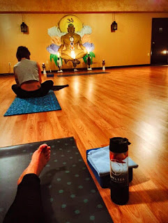What I learned from yoga class - Truly we can