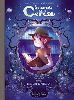 Les Carnets de Cerise, tome 2