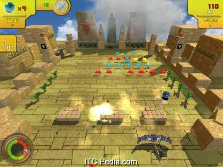 Breakout Invaders full download