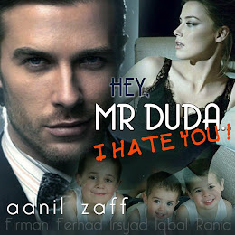HEY, MR DUDA.. I HATE U!