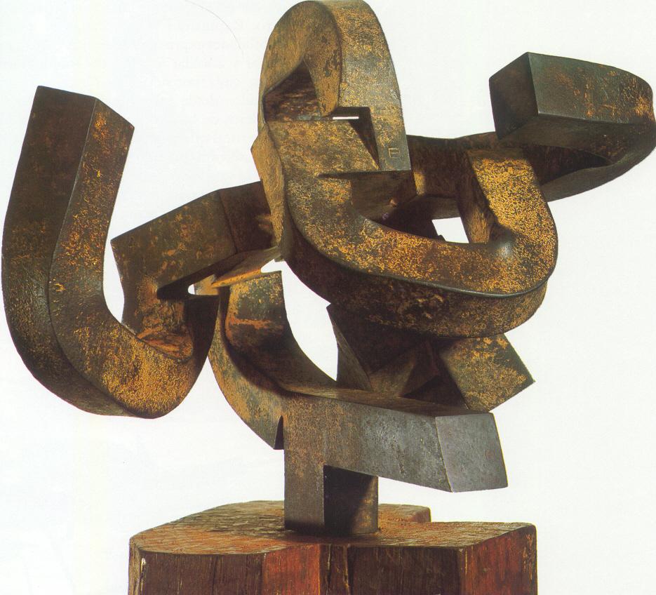 Art pill qu es una escultura de bulto redondo for Minimal art que es