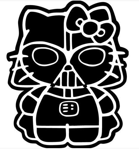 Hello kitty phone hello welcome to my blog - Dark vador hello kitty ...