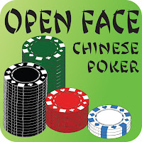 Open Face Chinese Poker for Android and Apple