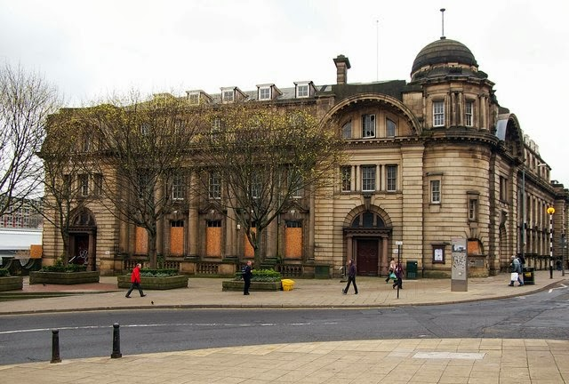 Old Post Office, Fitzalan Square, Sheffield